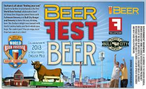 Beer Fest Brown Ale